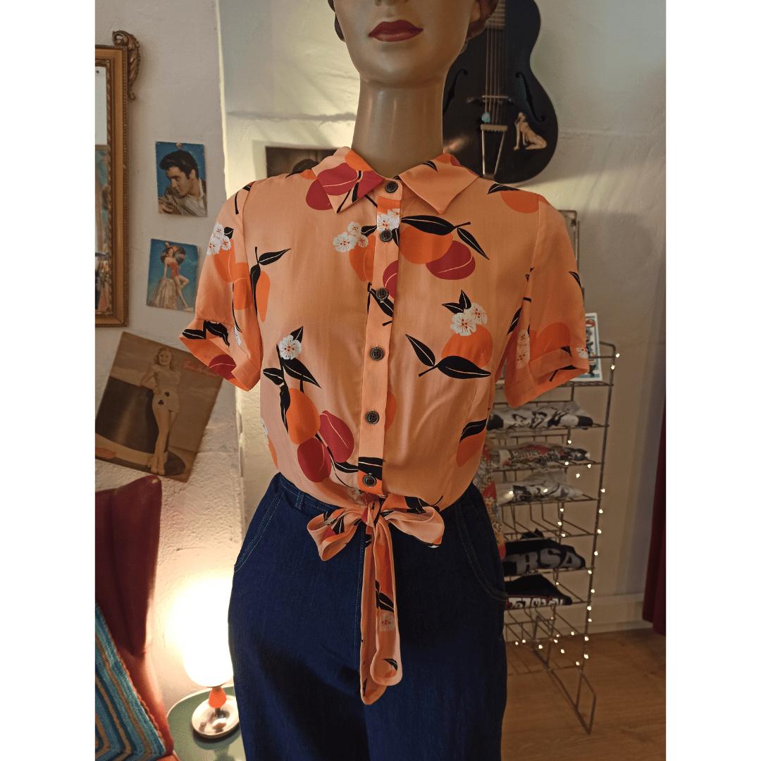 Camisa Peach & Beach
